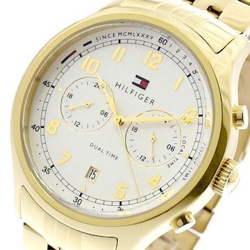 トミーヒルフィガー  腕時計 メンズ 1791390 クォーツ