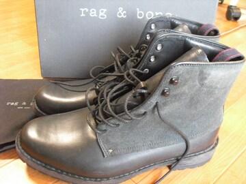rag&bone ラグアンドボーン ブーツ 29センチ 未使用品