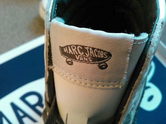 MARC JACOBS VANSサイズ10青山マークジェイコブスバンズ限定surf < ブランドの