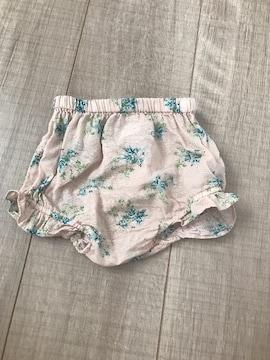 美品ベビ女の子ボトム韓国子供服marvi12m70〜80