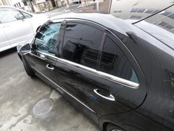 ベンツ 鏡面ウィンドーフレームトリム W210