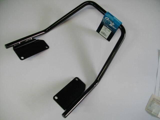 (9002)ZRX400ZRX400�Uデイトナタンデムバー黒 < 自動車/バイク