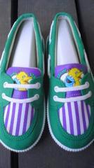 新品セサミストリート靴18センチ