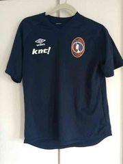 アンブロのサッカーゲームシャツ、サイズM