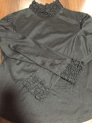 黒ハイネック長袖中古美品サイズ42