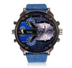 人気 腕時計 メンズ レディース カジュアルブルーブルー