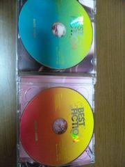 《安室奈美恵/BEST FICTION》【CDアルバム+DVD】初回限定盤