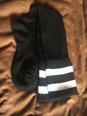 サッカーソックス25~27黒