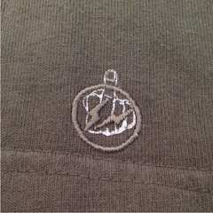 Balabushka fragment design Tシャツ カーキ L