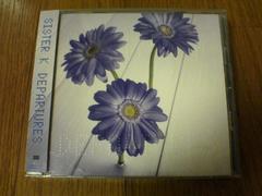 SISTER K CD DEPARTURES(小室哲哉)廃盤