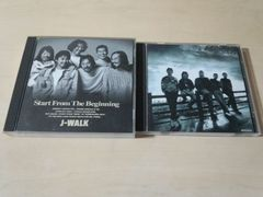J-WALK CD2枚セット★「13歳」「START FROM THE BIGINNING」