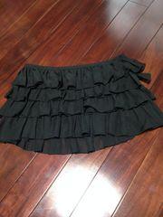 スライのミニスカ☆サイズ1黒色
