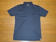 新品リベリオンrebellion-opsポロシャツ4紺半袖AKM半額以下