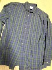 マクレガー 薄手チェックシャツ 2〜3XL位