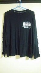 ★新品同様★大きいサイズ バクプリ長袖Tシャツ★(4L)