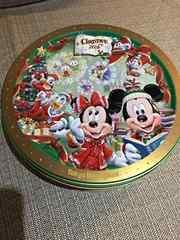 ディズニー クッキー缶 クリスマス ディズニーランド