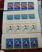 タイトル付き記念切手1160円分        �@円スタート