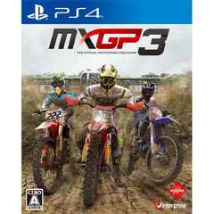 PS4》MXGP3 −The Official Motocross Videogame [177000597]