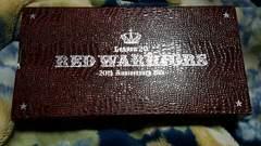 RED WARRIORS(レッドウォーリアーズ) 20th Anniversary BOX 10枚組