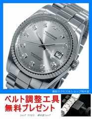 送料無料 新品即買■テクノス 腕時計 T9402SS★ベルト調整工具付