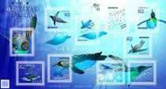 *H29【ペンギン】海のいきものシリーズ第1集 グリーティング切手 82円切手