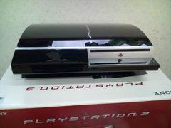 PS3 80GB ジャンク