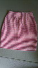 イング♪ボーダー♪可愛いスカート