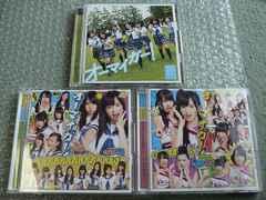 NMB48/オーマイガー【TypeA+B+C】CD+DVD/水泳大会+吉本新喜劇