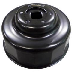 -g-.[カップ型オイルフィルターレンチ64mm]エレメント 交換