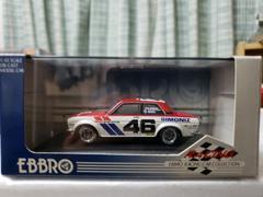 エブロ BRE ダットサン ブルーバード510 レーシング 1971