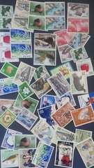 20円切手バラ色々50枚新品未使用品  2050