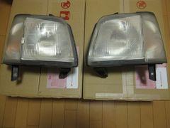 [美品]スズキワゴンR(MC11S) 純正ヘッドライトセット