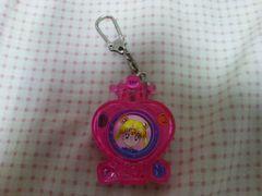 送料半額♪綺麗な蛍光ピンク王冠形セラ-ムン☆B..JAPAN♪ヽ(´▽`)/♪