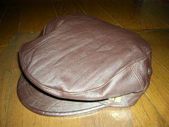 新品NEIGHBORHOODネイバーフッドレザーキャスケットLベレー帽