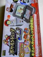 ■ポケモントレッタラボforニンテンドー3DS初回生産版(ピチュー同梱)■ポケットモンスター
