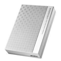 I-O DATA HDD ポータブルハードディスク 2TB USB3.0バスパワー