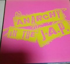 CD ANARCHY IN THE J.A.P. スタークラブ 帯無し THE STAR CLUB