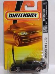 【マッチボックス】PORSCHE  911  GT3