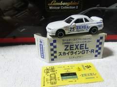 プリンス特注 ゼクセル スカイライン R32#25