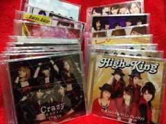 ハロプロ系DVD付きCDシングルまとめ売りモーニング娘。°C-ute等