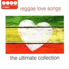 Reggae Love Songs 4枚組80曲収録 Wayne Wonder,Dennis Brown