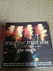 CD the mods trust me trust you モッズ