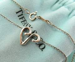 ◆本物確実正規ティファニーxパロマピカソ 925製ネックレス