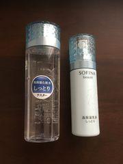 ソフィーナボーテ高保湿化粧水しっとり高保湿乳液しっとり