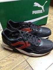 新品Puma R698 Mesh-Neoprene 27.5cm 黒 プーマ スニーカー