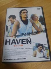 オーランド・ブルーム主演作 HAVEN  堕ちた楽園 中古DVD