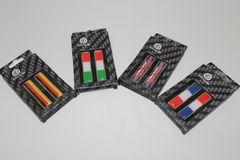 愛車のドア傷防止 国旗柄4種類から選択 ドアエッジプロテクター