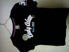 BodyGlove(ボディーグローブ)メチャ格好良い半袖Tシャツ(黒地)♪
