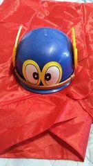 パーマン1号ヘルメット+オリジナルマント