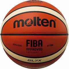 モルテン バスケット ボール GL7X 国際公認球 検定球 7号 BGL7X